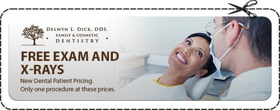 Special Dental Coupons by Delwyn L Dick, DDS